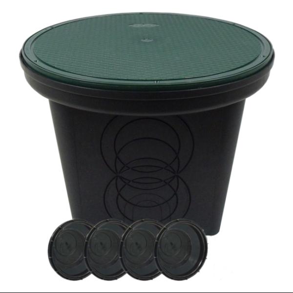 7 hole distribution box