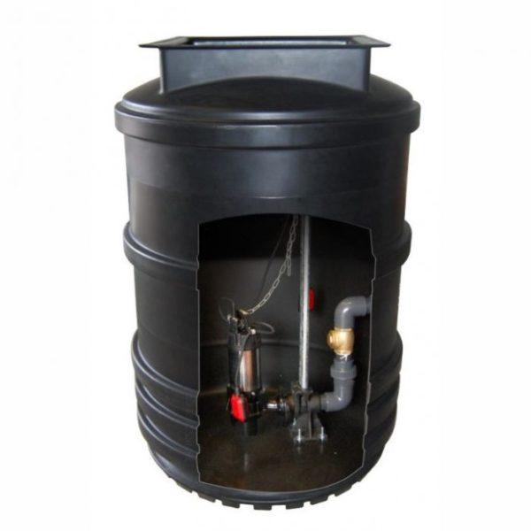 mini 1200L 10m head pump