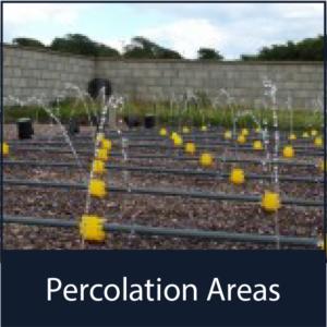 percolation areas