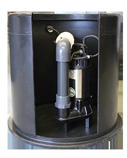 micro 200L 6m head pump