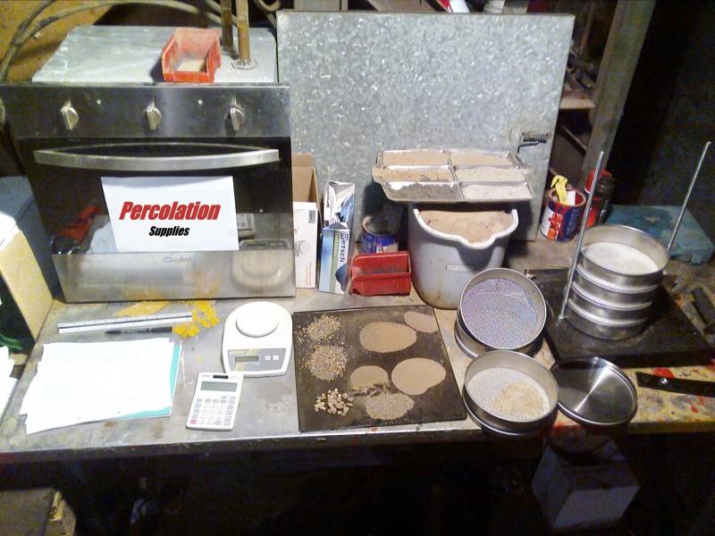 soil polishing filters
